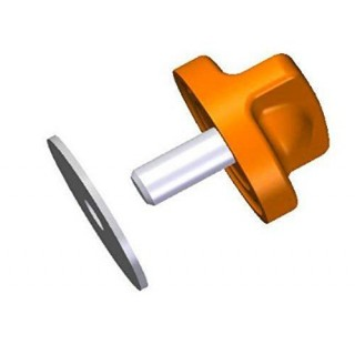 ZUMEX SECURITY RING KNOB and RUBBER JOINT SET