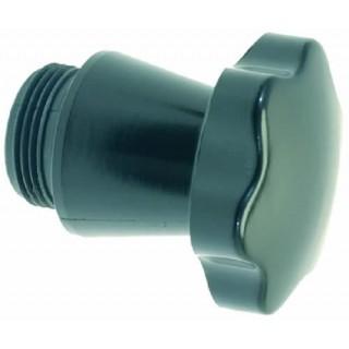 PAVONI BLACK BOILER CAP