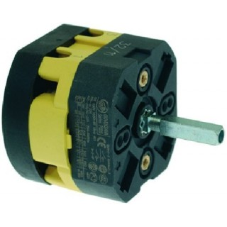 SELECTOR SWITCH 0-1 POSITIONS 20A 690V
