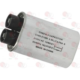 MICROWAVE CAPACITOR 0.80µF 2100 V-AC