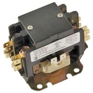 2-POLE CONTACTOR 40A - 24V