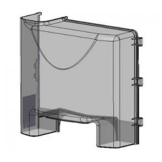 Versatile Essential Pro Front Cover Zumex S3300450-02