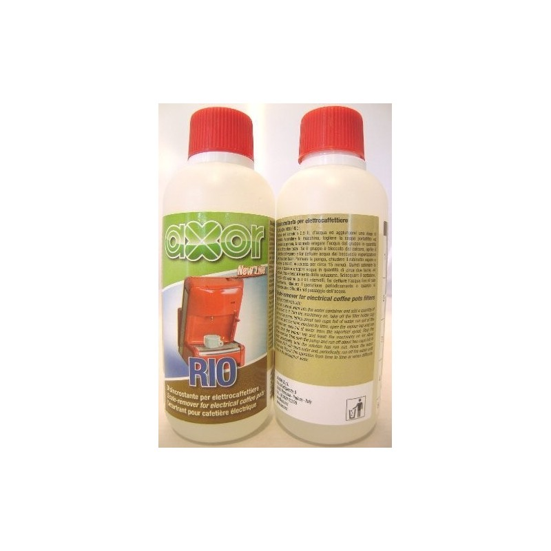 SCALE REMOVER AXOR RIO 250 ml FOR COFFEE MACHINES