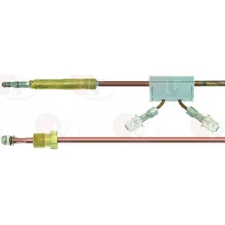 INTERRUPTED THERMOCOUPLE M9x1 60 cm