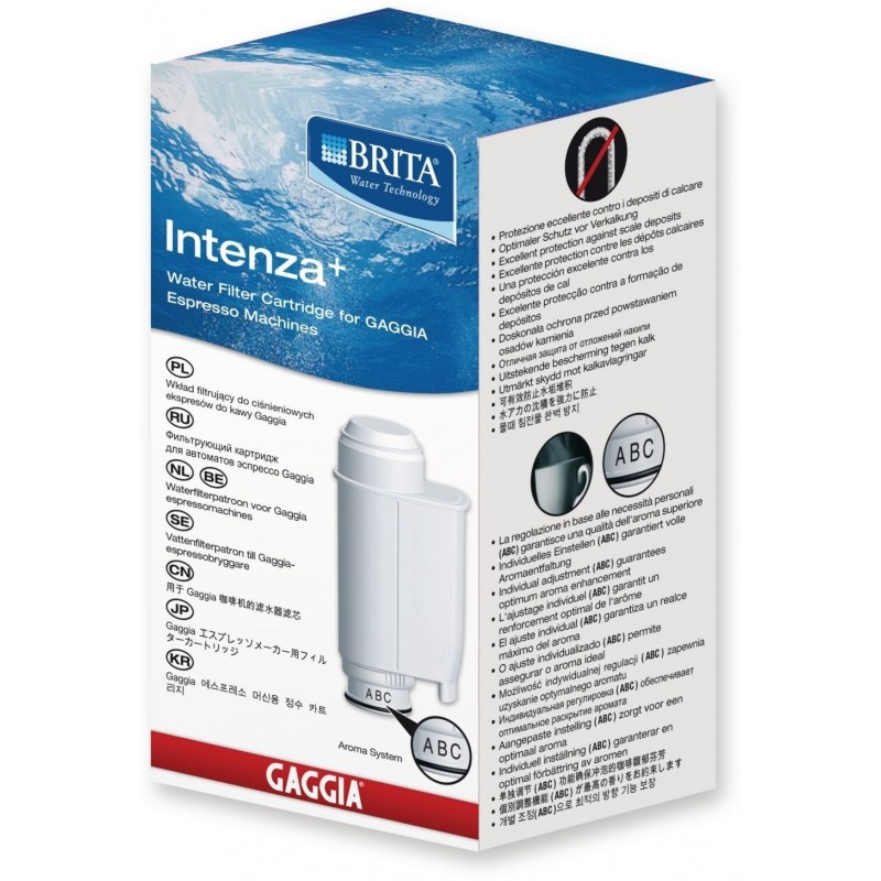 GAGGIA 996530010484 (21001419) DESCALING FILTER INTENZA +