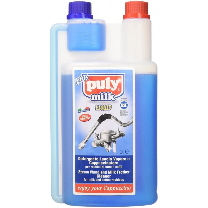 PULY MILK PLUS MILK FROTHER CLEANER 1L