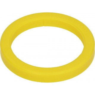 SILICONE FILTER HOLDER GASKET 73x57x8.5 mm