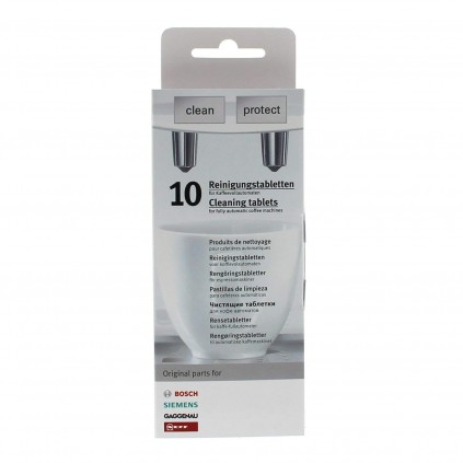 BOSCH - BALAY, CLEANING TABLETS BOSCH