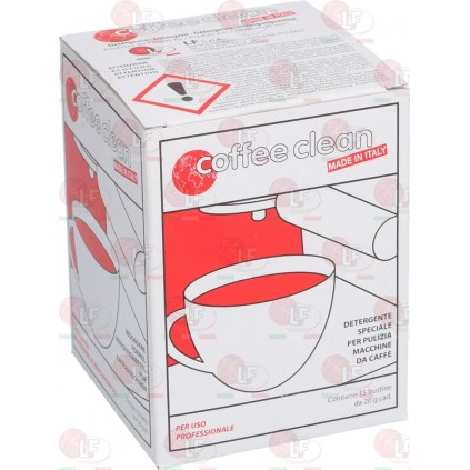 PAVONI DETERGENT COFFEE CLEAN