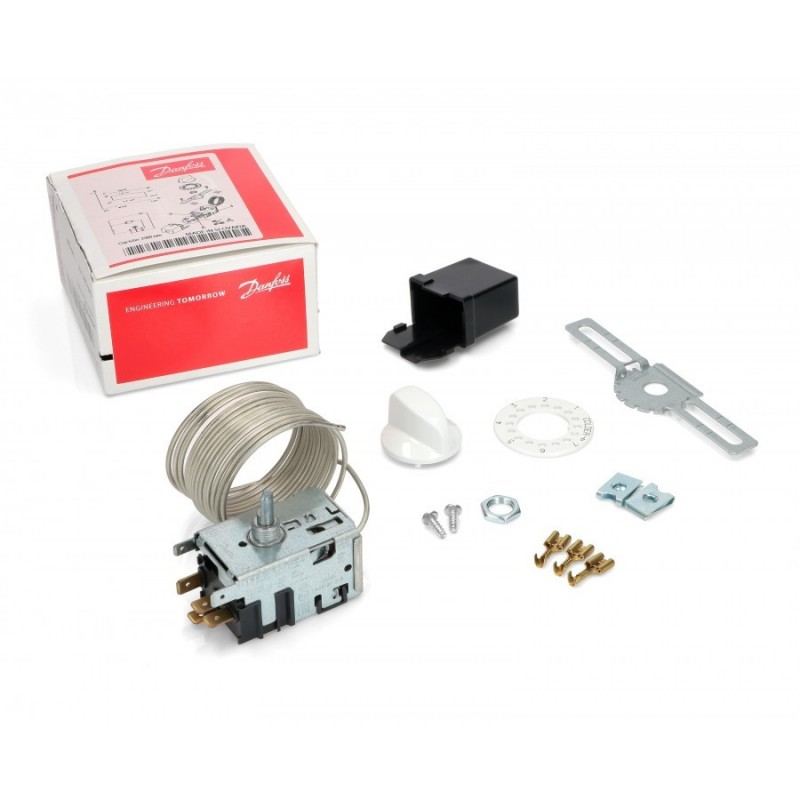 DANFOSS FREEZER THERMOSTAT KIT 077B7006