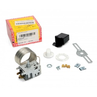 DANFOSS FREEZER THERMOSTAT KIT 077B7007