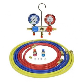 MANIFOLD R134A WITH HOSES 70""