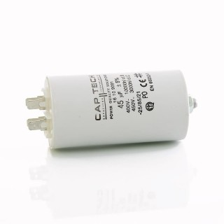 CAPACITOR ELECTRICAL 45µF