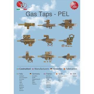 GAS TAPS - PEL
