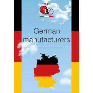 GERMAN MANUFACTURERS