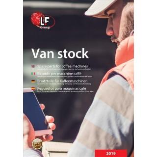 van stock 2019