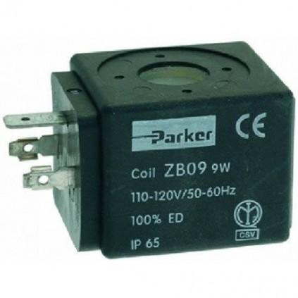COIL PARKER ZB09 9W 110/120V 50/60Hz