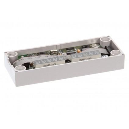 MEIKO 9542049 DISPLAY ELECTRONIC CIRCUIT BOARD
